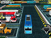 Bus Parking 3D || 378279x played