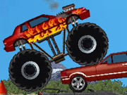 Monster Truck Demolisher || 88878x played